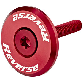 Reverse Headset cap red